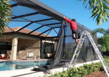 Patio Enclosure Repairs Fort Lauderdale Fl